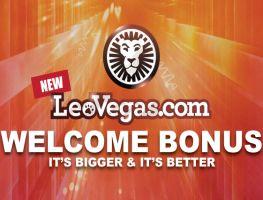 LeoVegas Bonussen €1500!