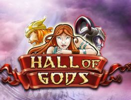Hall of Gods jackpot gokkast